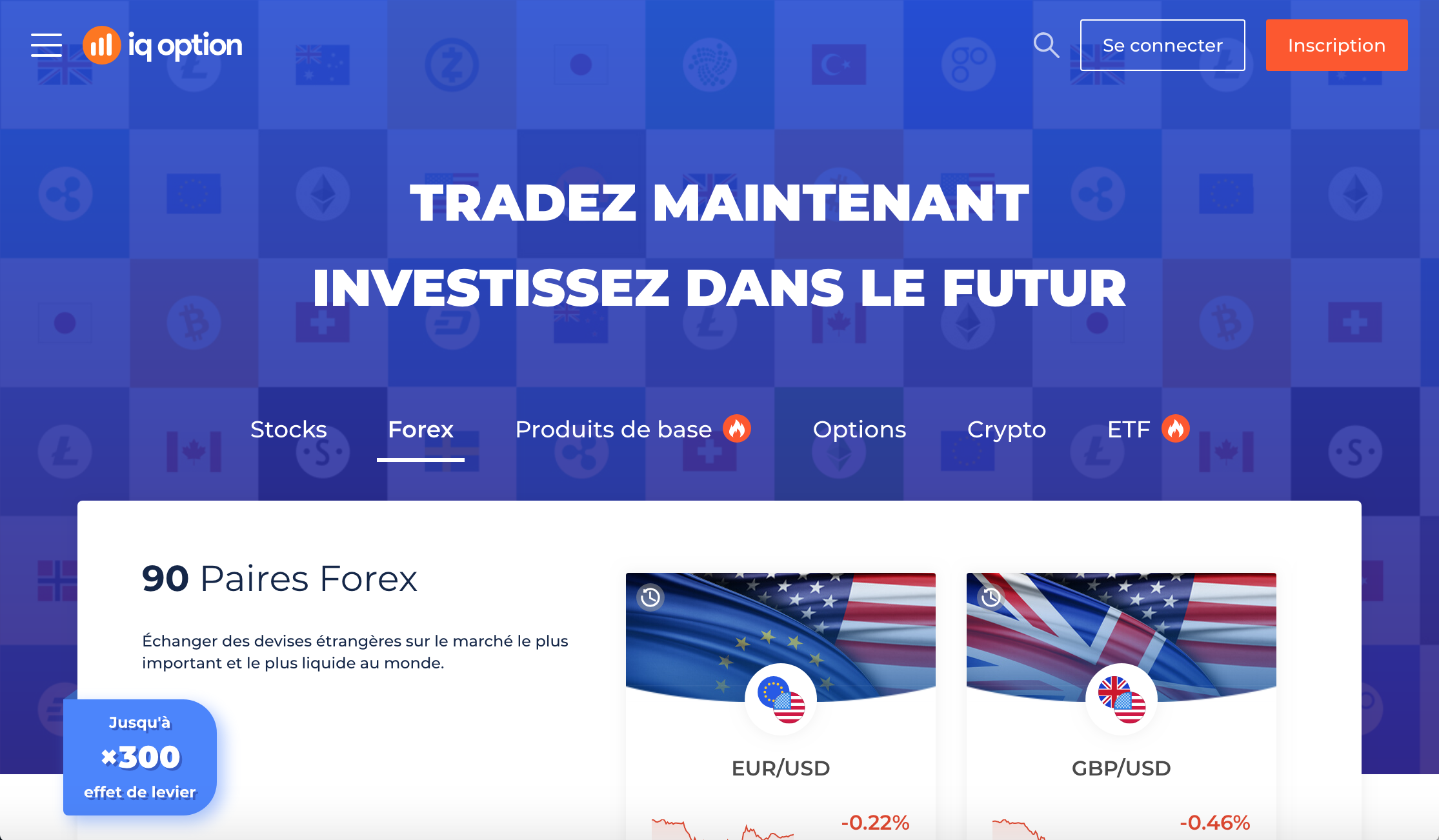 Options binaires ou forex